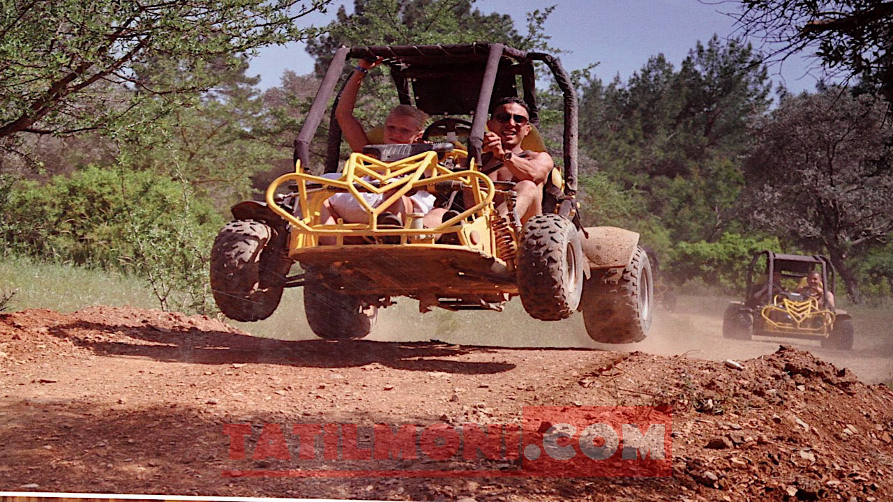 Marmaris Buggy Safari, Marmaris buggy safari turu, Buggy safari Marmaris